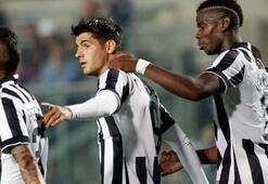 Juventus ve Roma 5te 5 gidiyor