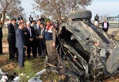 Ak Partiye acı kaza haberi: 3 ölü
