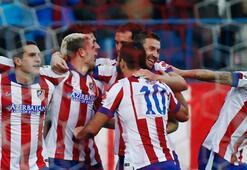 Atletico Madrid zirveye yaklaştı