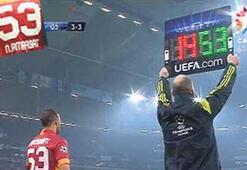 Sneijder-Amrabat'lı 'fetih' mesajı tepkisi