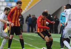 Kayserispor-Kayseri Erciyesspor: 0-4
