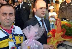 Terim Fenerbahçeli taraftarın hediyesini kabul etmedi