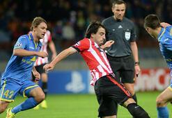 Athletic Bilbao, Belarusta dağıldı