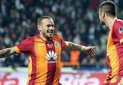Sneijder bombası Juventus ile anlaştı...