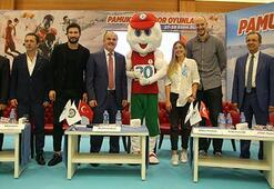 Pamukkale Spor Oyunlarına geri sayım
