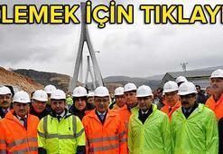 Köprünün adı Recep Tayyip Erdoğan olacak