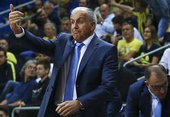 """Zeljko Obradovic: """"Fena bir başlangıç değildi"""