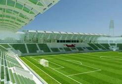 Akhisarın yeni stadı için program değişti