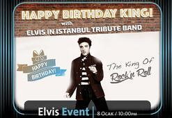 Elvis Presley unutulmayacak