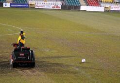 Trabzonsporun maçı iptal oldu