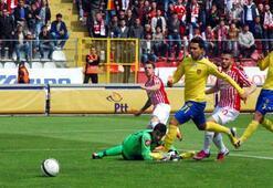 Samsunspor-Ankaragücü: 2-4