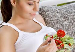 Hamilelikte sağlıklı beslenme bebeği hayat boyu koruyor