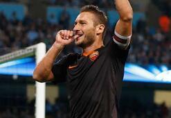 Tottinin rekoru İtalyan basınında