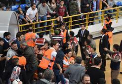 Trabzonspora ceza yağdı