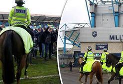 Millwall'da  terör tehdidi