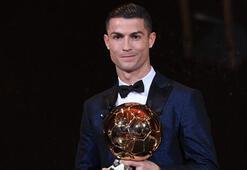 Ballon dOr 2017yi Ronaldo kazandı