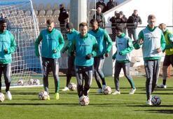 Werder Bremen yine Antalyada