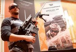 Teknoloji İle Silah Birleşince…