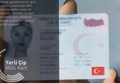 İşte merakla beklenen akıllı kimlik kartları