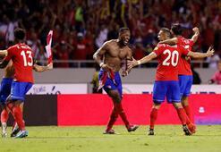 Kosta Rika, Dünya Kupasında