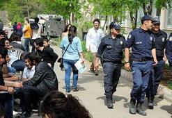Üniversitede bomba bulundu