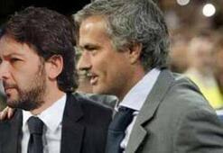 Nihat Doğan Mourinhoya kafa tuttu