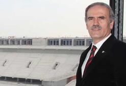 Bursanın stadı Türkiyenin en güzel stadı olacak