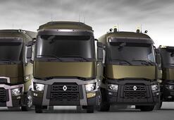 Renault Trucksın ödüllü ürün gamı Türkiyede