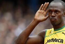 Kendisiyle yarışan adam: Usain Bolt