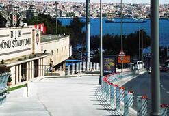 Beşiktaşın yeni stadı belli oldu