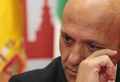 Sevillanın eski başkanı hapse atıldı