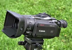 Canondan 4K 50p video kayıt yapabilen makine: Legria GX10