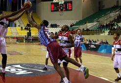 Eskişehir Basket-Trabzonspor MP: 80-83