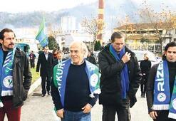 Mustafa Denizli Rize'yi salladı