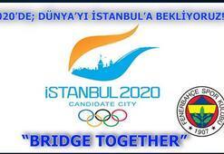 Fenerbahçeden 2020 çağrısı