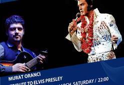 """""""Elvis Presley"""" şarkıları Jazz Company'de"""