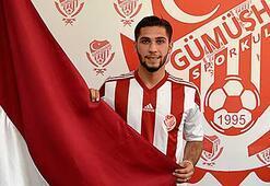 Hakan Çalhanoğlunun kardeşi Gümüşhanespora transfer oldu