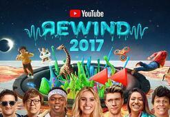 YouTube Rewind 2017 videosunda Türk izleri