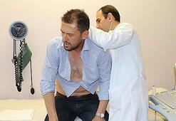 Popovic sağlık kontrolünden geçti