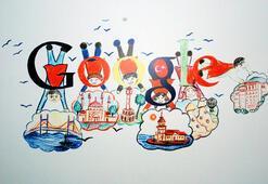 Google, 10 yaşındaki Melissa'nın logosuyla açılıyor