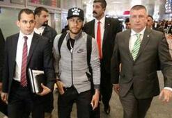 Neymar İstanbulda