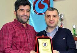 Trabzonsporda istifa