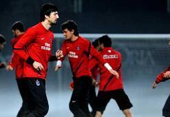 Trabzonspor 2012in son antrenmanını yaptı