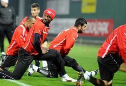 M.Park Antalyaspor'da ikinci yarı hazırlıkları