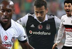 Beşiktaşta 3 yıldızla sözleşme yenileniyor