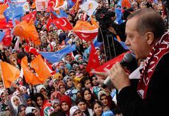 Erdoğan: Şu meydanda montaj var mı