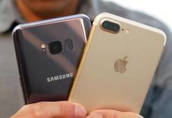 2017 yılının ilk yarısında en çok hangi telefon sattı