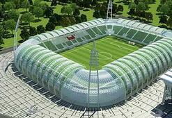 Akhisar Arenanın temeli atıldı