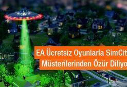 EA Ücretsiz Oyunlarla SimCity Müşterilerinden Özür Diliyor
