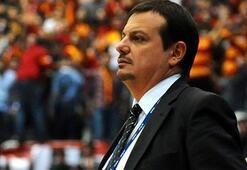 Ergin Ataman Kızılyıldız Galatasaray maçına gidecek mi